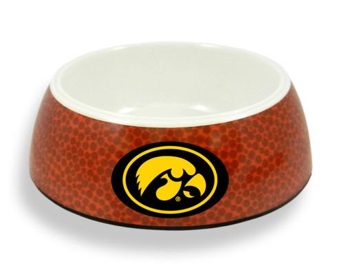 Iowa Hawkeyes Classic Football Pet Bowl