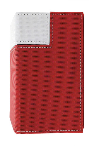 Deck Box M2 - Red/White