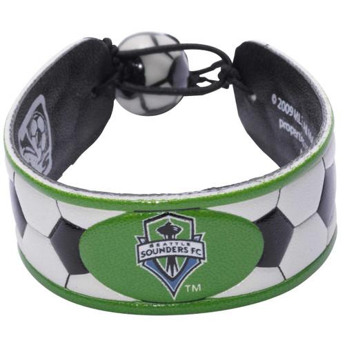Seattle Sounders Classic Soccer Bracelet