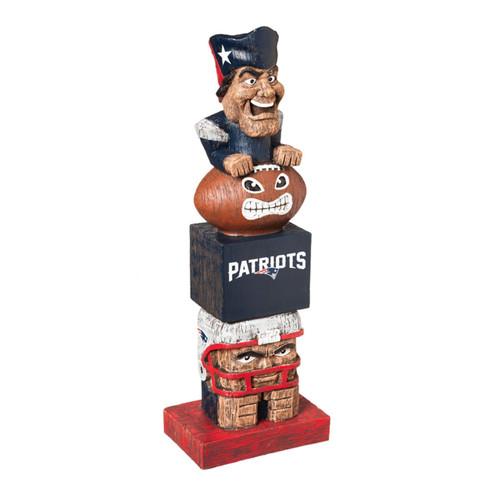 New England Patriots Tiki Totem