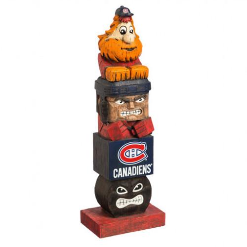 Montreal Canadiens Tiki Totem