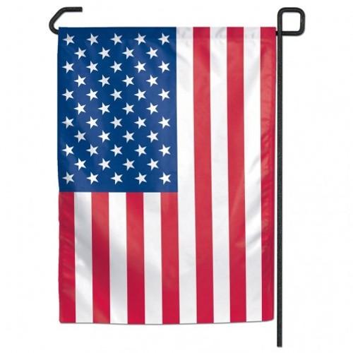 American Flag Flag Garden Style