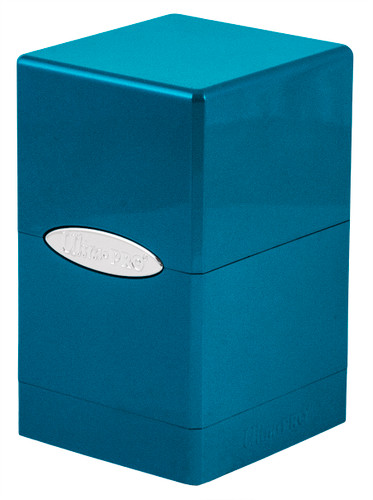 Satin Tower Deck Box - Ice