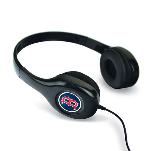 Boston Red Sox Headphones - Over the Ear