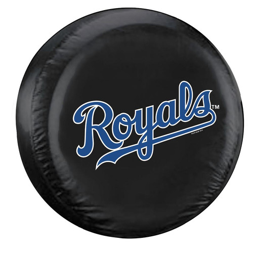 Kansas City Royals Tire Cover - Standard Size