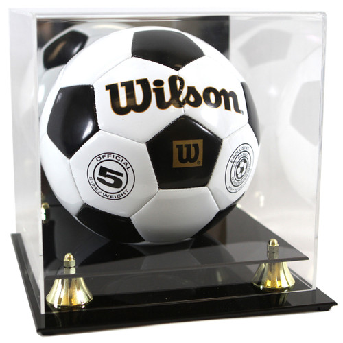Deluxe Acrylic Volley/Soccer Ball Display Case