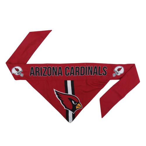 Arizona Cardinals Pet Bandanna Size S