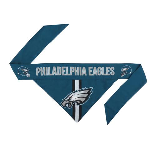 Philadelphia Eagles Pet Bandanna Size XL