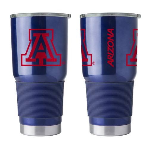 Arizona Wildcats Travel Tumbler 30 oz Ultra Flared Blue