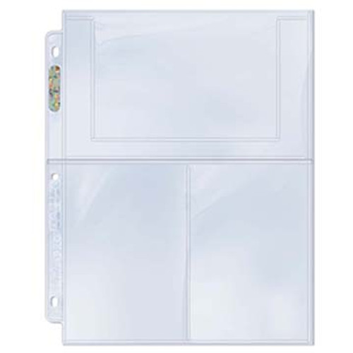 Ultra Pro 3-Pocket 4x6 Pages (Case of 300)