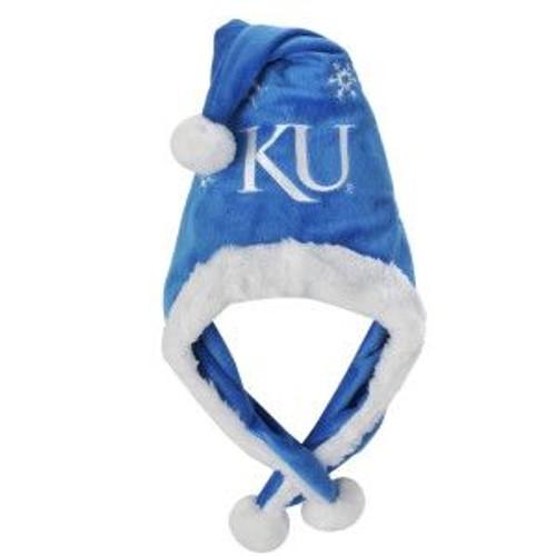 Kansas Jayhawks Helmet Dangle Hat