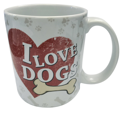 Pet Coffee Mug 11oz Pawprint