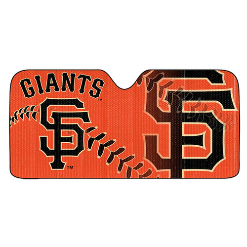 San Francisco Giants Auto Sun Shade 59x27