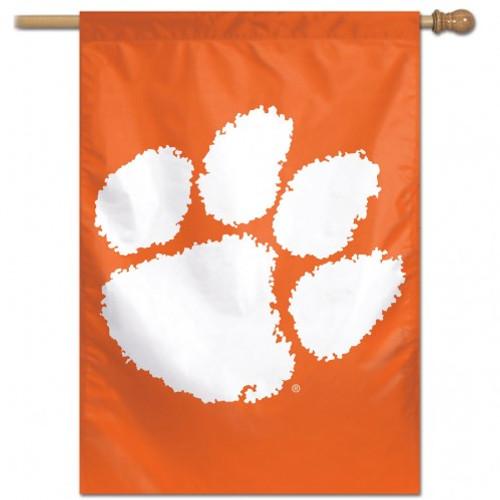 Clemson Tigers Banner 28x40 Vertical