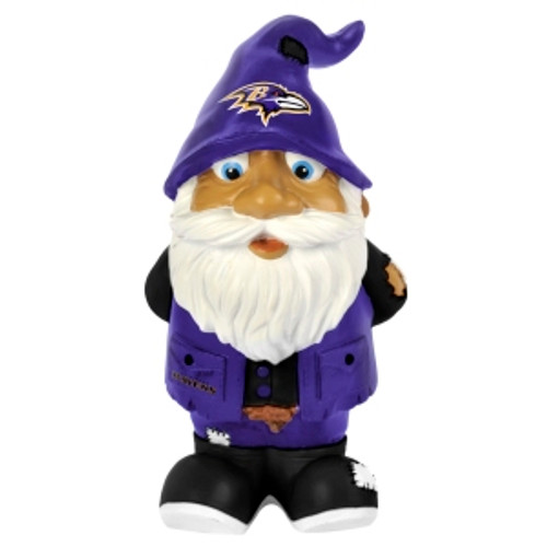 Baltimore Ravens Garden Gnome - 8 Stumpy
