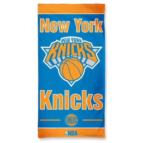 New York Knicks Towel 30x60 Beach Style
