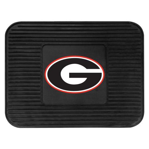 Georgia Bulldogs Car Mat Heavy Duty Vinyl Rear Seat