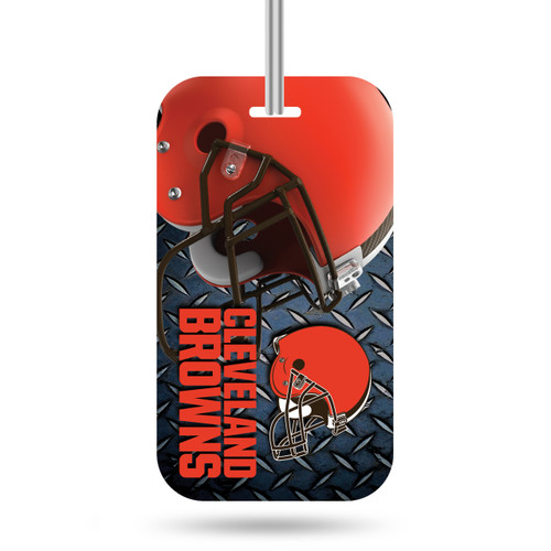 Cleveland Browns Luggage Tag
