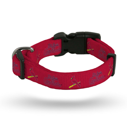 St. Louis Cardinals Pet Collar Size S