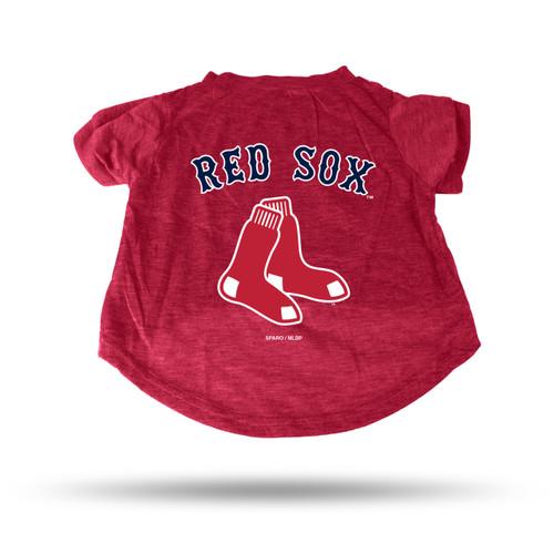 Boston Red Sox Pet Tee Shirt Size M