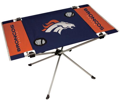 Denver Broncos Table Endzone Style