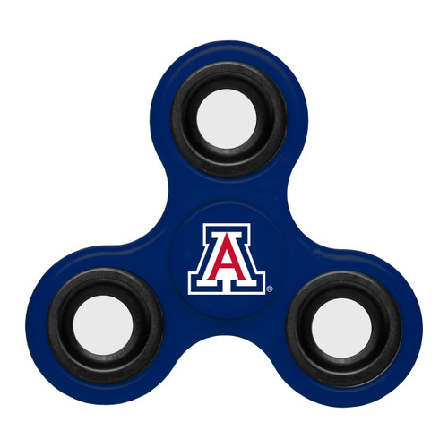 Arizona Wildcats Spinnerz Three Way Diztracto