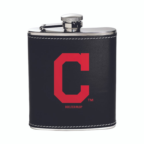 Cleveland Indians Flask Stainless Steel