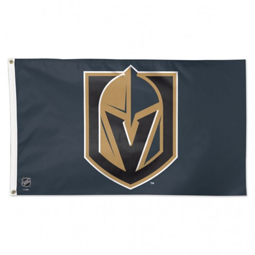 Vegas Golden Knights Flag 3x5 Deluxe Style