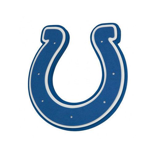 Indianapolis Colts Magnet 3D Foam
