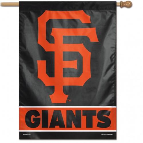 San Francisco Giants Banner 28x40 Vertical