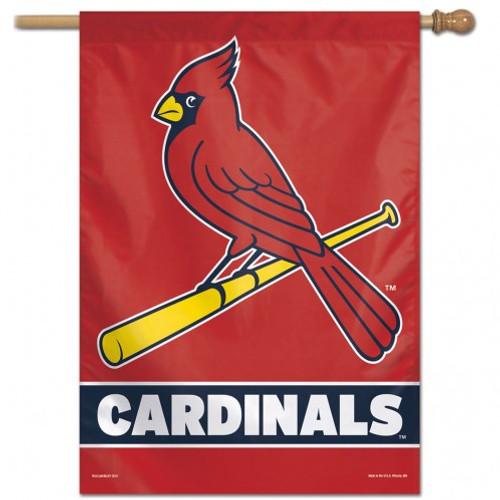 St. Louis Cardinals Banner 28x40 Vertical