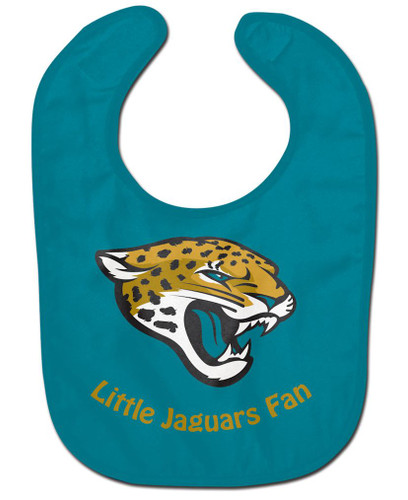 Jacksonville Jaguars Baby Bib All Pro Style