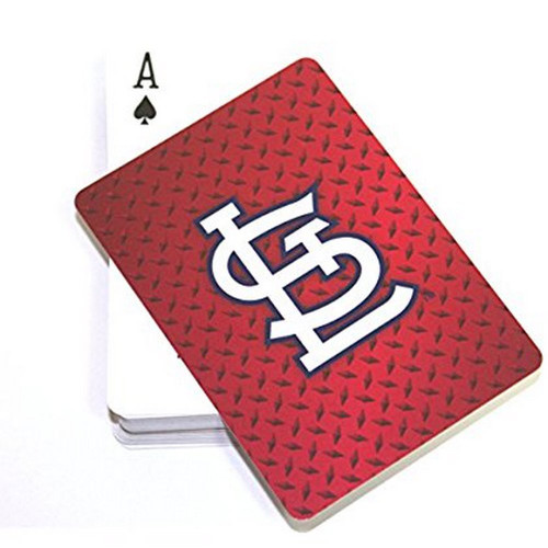 St. Louis Cardinals Playing Cards StL Logo Design