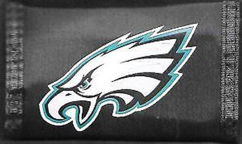 Philadelphia Eagles Wallet Nylon Trifold