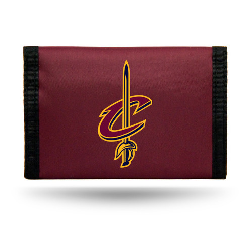 Cleveland Cavaliers Wallet Nylon Trifold