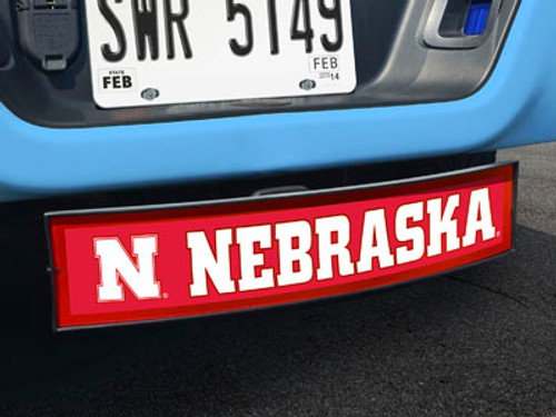 Nebraska Cornhuskers Hitch Cover Light Up