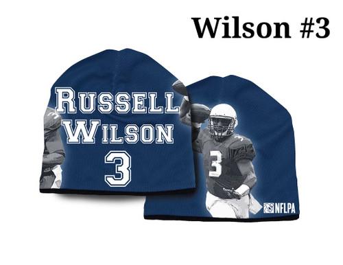 Seattle Seahawks Russell Wilson Beanie  - Lightweight