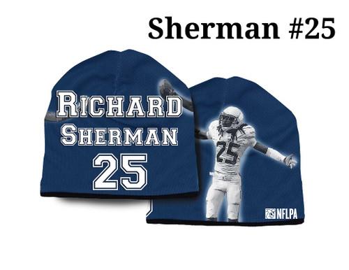Seattle Seahawks Richard Sherman Beanie  - Lightweight