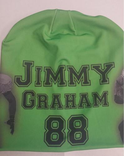 Seattle Seahawks Jimmy Graham Beanie  - Lightweight