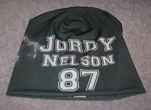 Green Bay Packers Jordy Nelson Beanie  - Lightweight