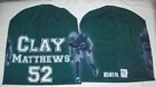 Green Bay Packers Clay Matthews Beanie  - Lightweight