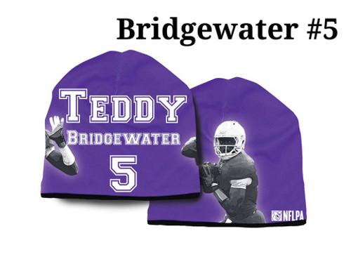 Minnesota Vikings Teddy Bridgewater Beanie  - Lightweight