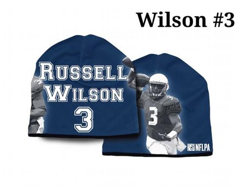 Seattle Seahawks Russell Wilson Beanie - Heavyweight