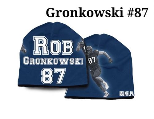 New England Patriots Rob Gronkowski Beanie - Heavyweight
