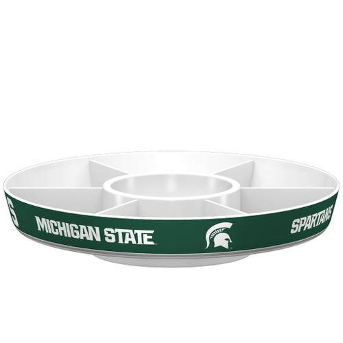 Michigan State Cyclones Platter Party Style