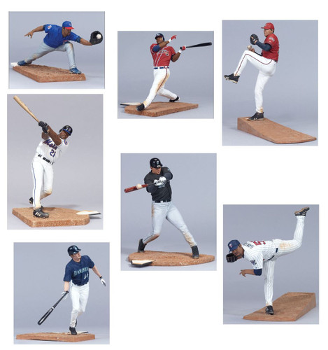 Sport Picks MLB #15 Figurines Case