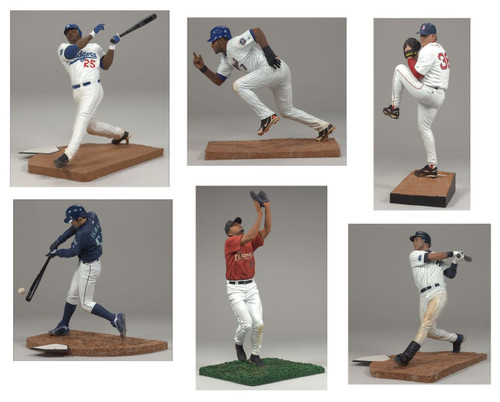 Sport Picks MLB #22 Figurines Case