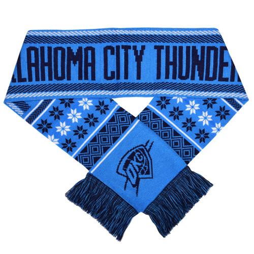 Oklahoma City Thunder Lodge Scarf
