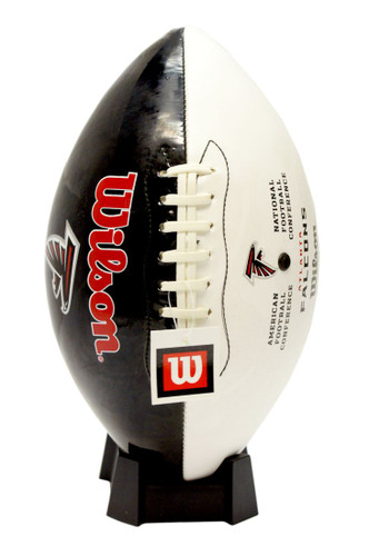 Atlanta Falcons Wilson Team Logo Football