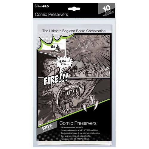 Comic Preserver 10 Pack